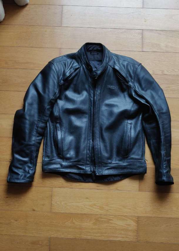 Triumph Leather jacket and pants