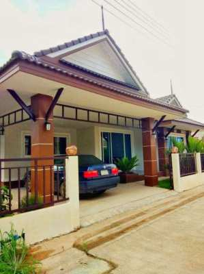 Brand New 3 Bedroomed Detached House,  2 Bathrooms and fully furnished