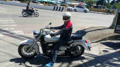 Suzuki C50 Boulevard VL800 Intruder with only 3,900 km