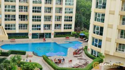 #CS1217 A Beautiful Condo in Pattaya Central For Sale @ City Garden