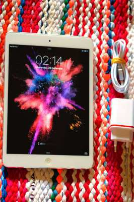 Apple iPad mini 3G + Wi-Fi