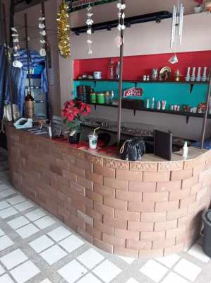 Restaurant or bar for rent in front off beach rayong thailand