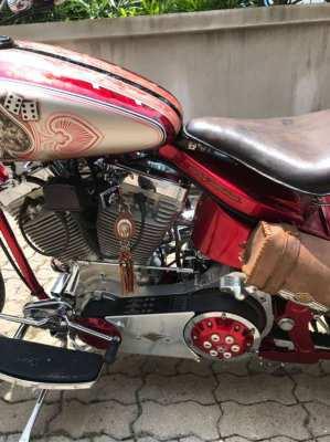 Harley Davidson softail 1340 cc Evo Bobber