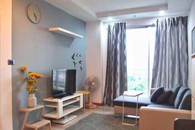 (เช่า) FOR RENT SUPALAI WELLINGTON RATCHADA / 1 bedroom /**18,000**