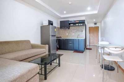 1 bedroom apartment in Jomtien Beach Mountain 5