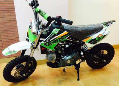 WANTED - GPX XJR 50 or similar 50cc kids minibike
