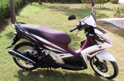 RENT Yamaha SX 125 LED only 1500 per Month