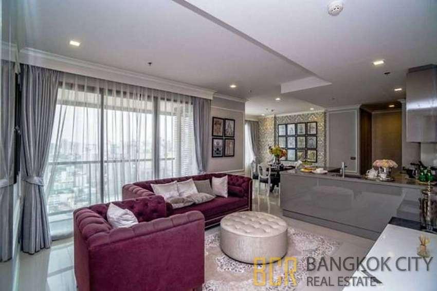 M Phayathai Ultra Luxury Condo Spacious 3 Bedroom Penthouse Sale/Rent