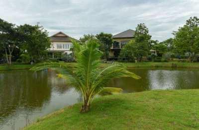 Khao Yai Two Houses on a large plot of land