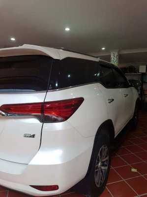 Toyota Fortuner 2016 2.8 TRD White Pearl 4 WD