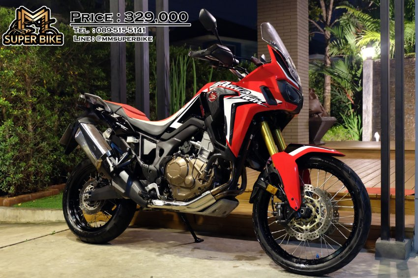 [ For Sale ] Honda Africa Twin 2018 with BEST possible price!
