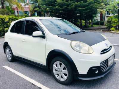 Nissan March TOP VERSION for sale, 2012 year