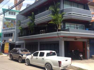 Rent Loft/apt , 52 sqm , Pattaya Tai , 7.500 bahts/month