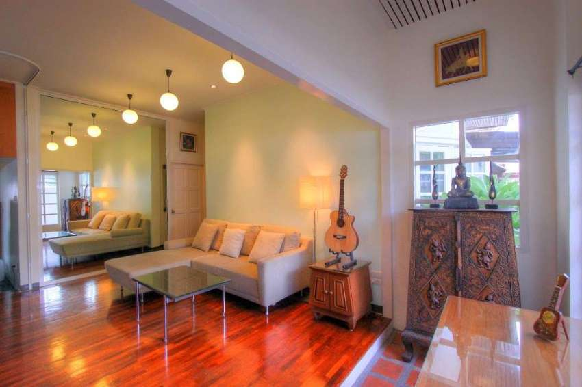 Cozy House for Rent in Srinakarin Area, 200SQM, Fully Furnished
