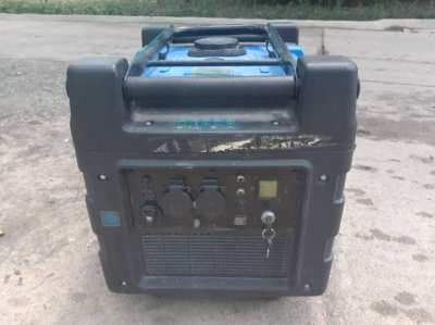 4600 KVA Inverter Generator