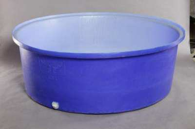 Round Tank for swimming pool or fish tank. Like new.