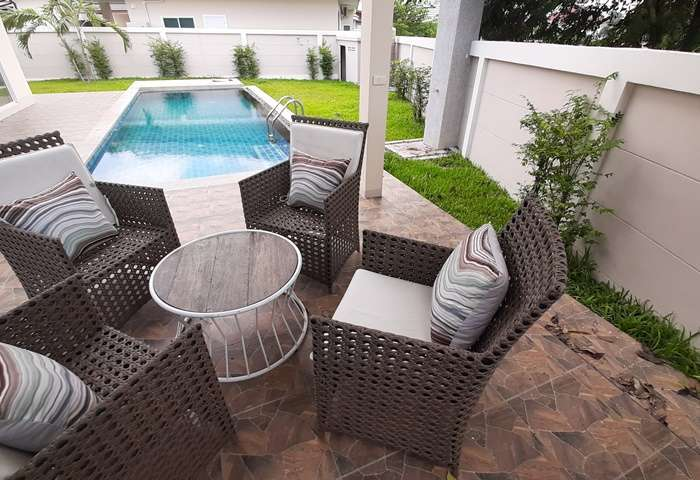HS1525 Huay Yai House 3 bed for sale