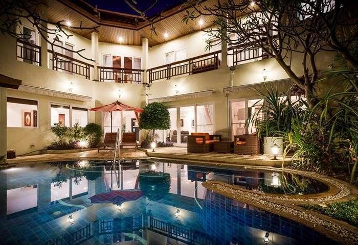 HR1380 Pratamnak House for rent