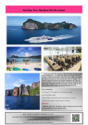 Join a group tour with special price & tickets