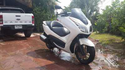 Honda Forza 300cc For Rent