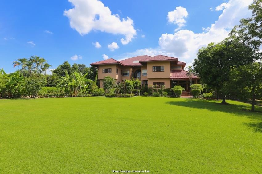 Exklusive Mansion in Don Muang Bangkok
