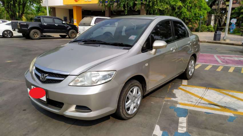 HONDA CITY ZX A/T YEAR 2007 (MINOR CHANGE)