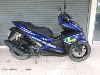 RENT Yamaha Aerox start only 100 Day - min. 1 Month/3000 THB