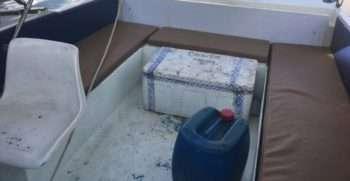 FIBER BOAT 21' - HONDA 130 HP