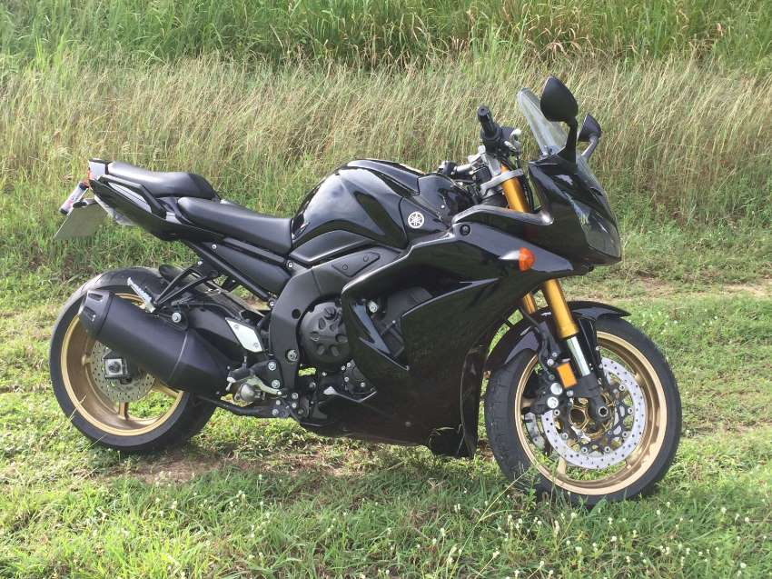 Yamaha FZ1 Fazer, Only 4700 Km!! Fantastic condition, 275,000 THB
