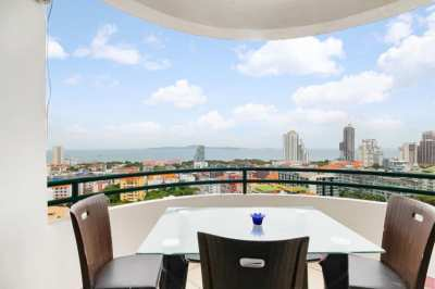 Fantastic Sea View Condo For Sale - Star Beach Condo Pratamnak