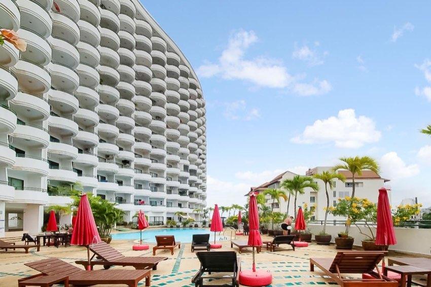 Fantastic Sea View Condo For Sale - Star Beach Condo Pratamnak