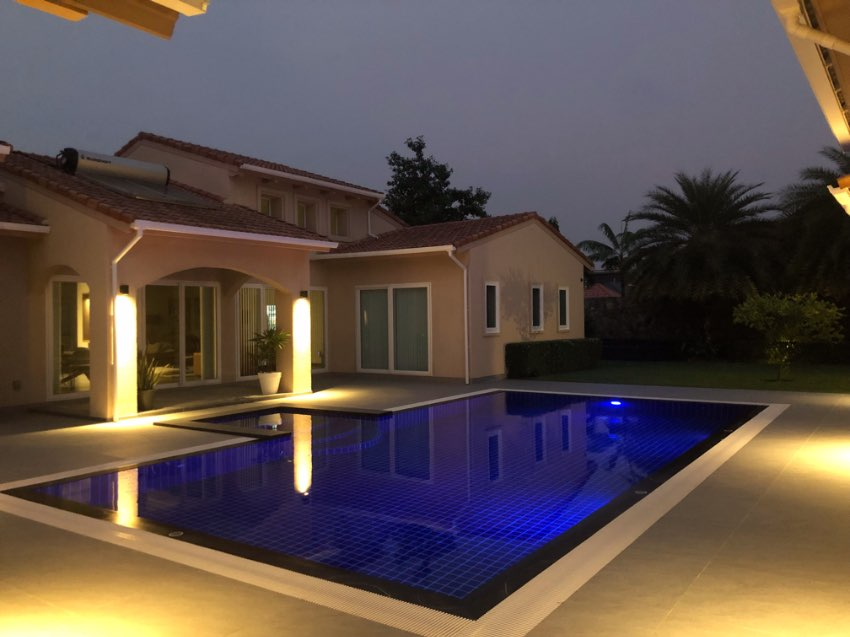 Contemporary Pool Villa, Quality Construction, Peaceful Location.