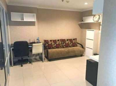 LPN Place Rama9-Ratchada TowerA Floor12 1Bed 37sqm nearMRT Pool View