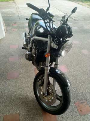 Honda CB1 ***85.000*** (registered book and plate)