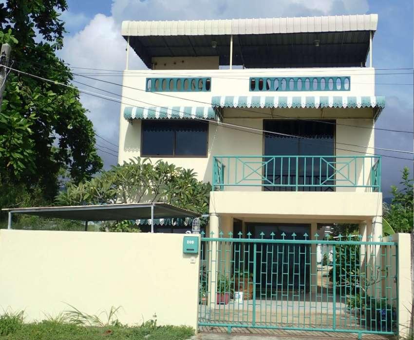 Chalong Beachfront Eco Pool Villa for Rent