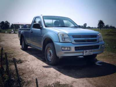 Nice and strong Isuzu, D-Max, turbo, 2500cc