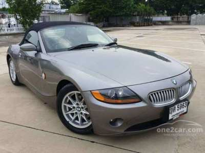 2005 BMW Z4 2.5 E85 (ปี 02-08) Convertible AT