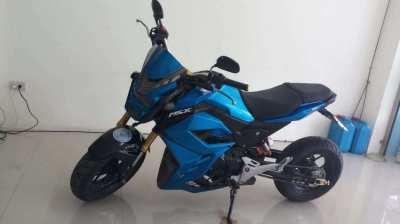 Honda Msx Sf 125