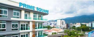 Prime Square Chiangmai Condominium for sale, 7th floor near Nimman