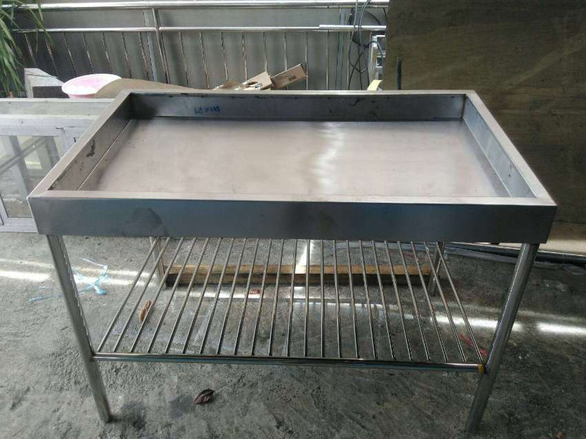 The production of all kinds of stainless steel, kitchen equipment
