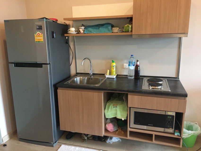 Furnished condo next to wutthakat bts for rent (Tempo Grand Sathorn)