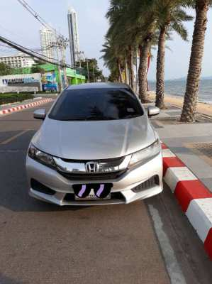 Honda City IVTEC 1.5 petrol automatic