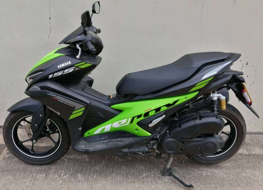 12/2018 Yamaha Aerox 155 54.900 ฿ Finance by shop