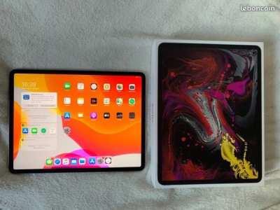 iPad Pro รุ่น 12.9 นิ้ว Wi-Fi + Cellular 256GB - สีเทาสเปซเกรย์ +accessories