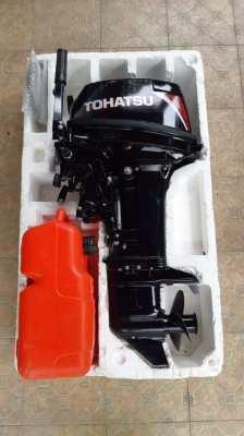 Tohatsu 18 hp 2018