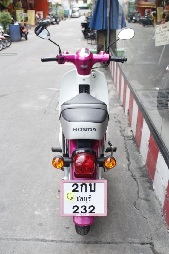HONDA SUPER CUB 110 I 2018