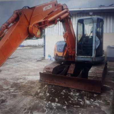 2002 HITACHI EX75UR-3