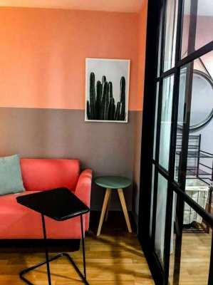Regent Home Sukhumvit81 BTS OnNut 1Bed 28sqm Floor3 NorthWest 1.75MB