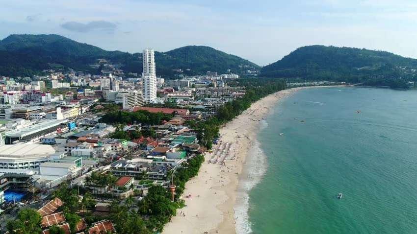 Patong Center – 4 Rai Main Road Development Land