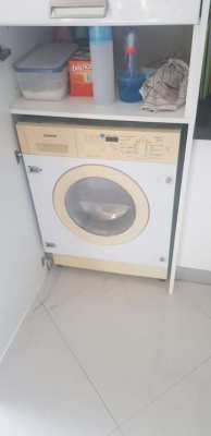 Siemen Washer/Dryer condo apartment style